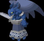 Gargoyle Knight KHX