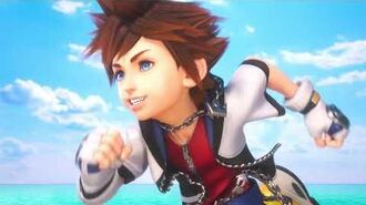 Kingdom Hearts 3 - Opening Cutscene 1080p