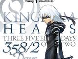 Kingdom Hearts: 358/2 Days (Manga)