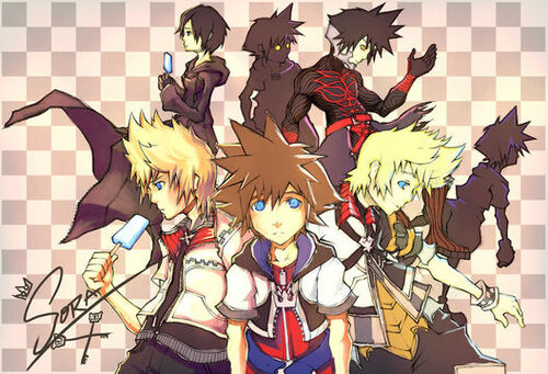 Too many soras by sk sammy joe-d34wsgl