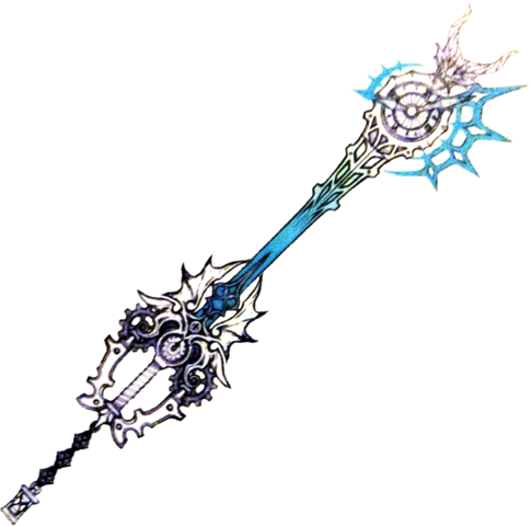 Archivo:Young Xehanort's Keyblade KH3D.png