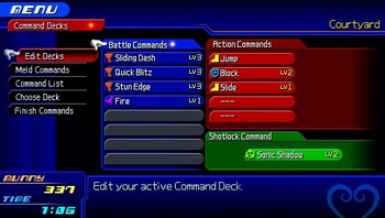 Command Deck KHBBS