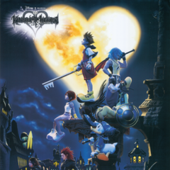 Póster promocional de Kingdom Hearts HD 1.5 ReMIX