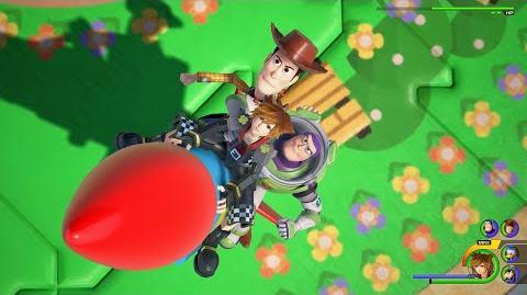 Clear Arrow/Kingdom Hearts III muestra su vídeo resumen del juego