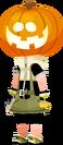 Keyblade Wielder (Khaki Overalls) KHX