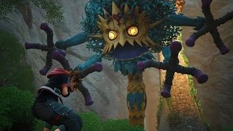 Kingdom Hearts 3 Grim Guardianess Boss Fight 7 (English)
