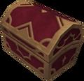 Coffre rouge Jungle Profonde