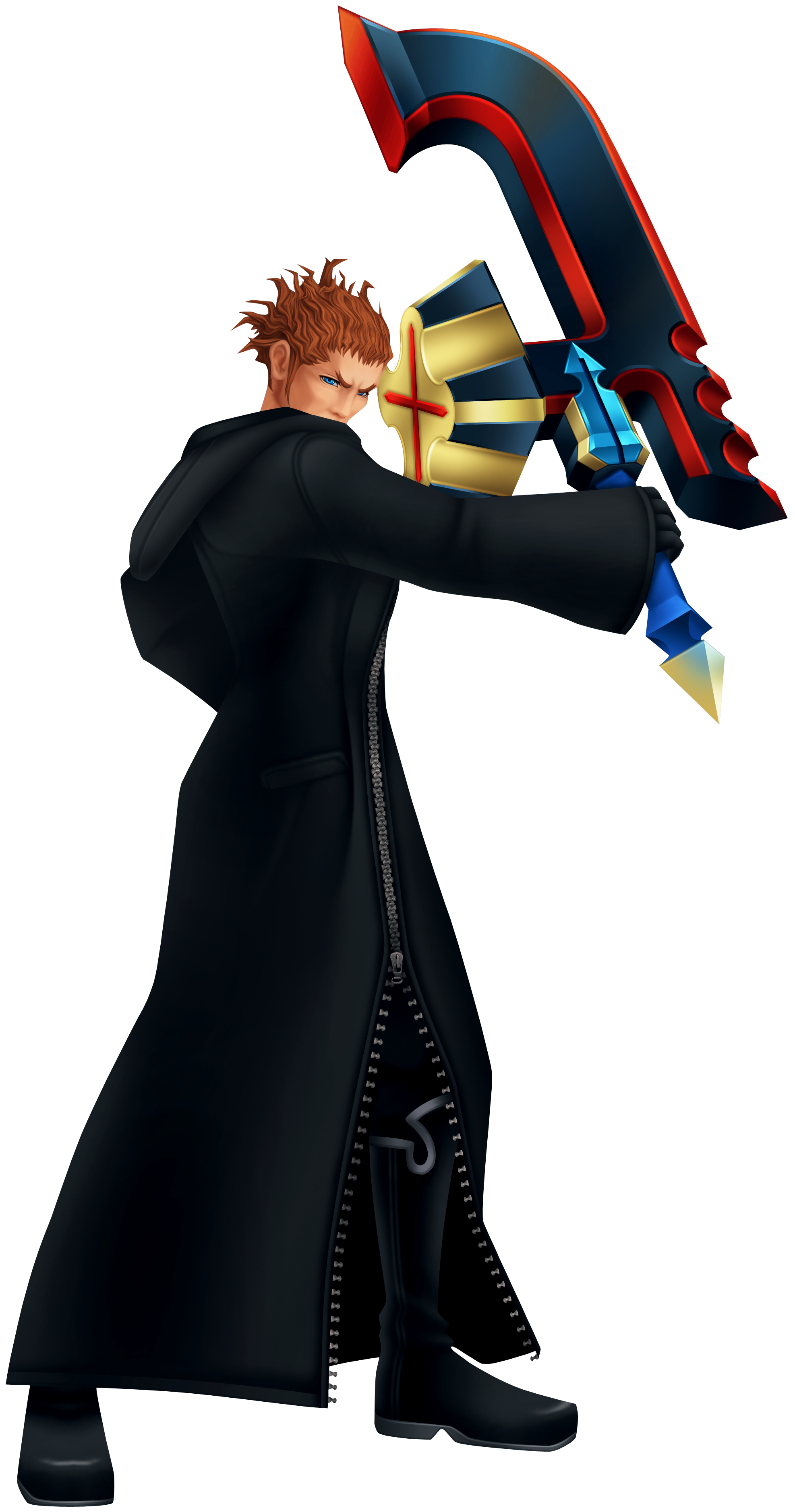 Lexaeus Kingdom Hearts Wiki Fandom Powered By Wikia