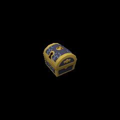 Un cofre pequeño que aparece en Dominio Encantado