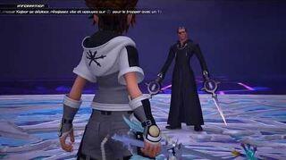 Kingdom Hearts III Re Mind Combat contre Xigbar (Limitcut)