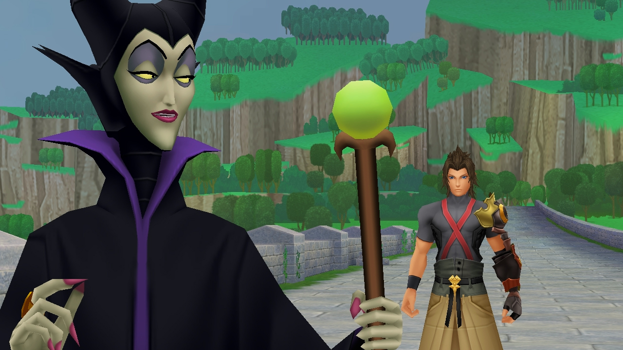 Maleficent Kingdom Hearts Wiki Fandom Powered By Wikia