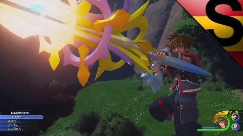 Danidu/Kingdom Hearts en el E3 2015