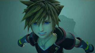 Kingdom Hearts III Expert Combat contre Maître Xehanort (armure)