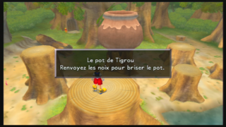Le Pot de Tigrou Screen Shot Intro