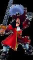 Capitaine Crochet KH