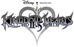 Kingdom Hearts HD 2.5 ReMIX Logo KHIIHD