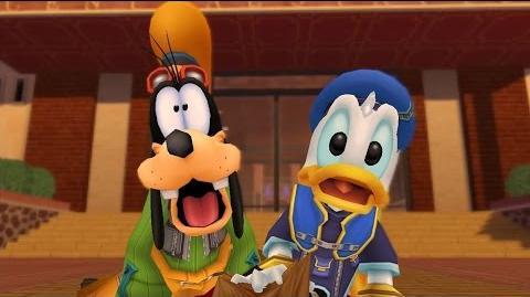Trailer «Rencontre des Mondes» Disney - KINGDOM HEARTS HD 2