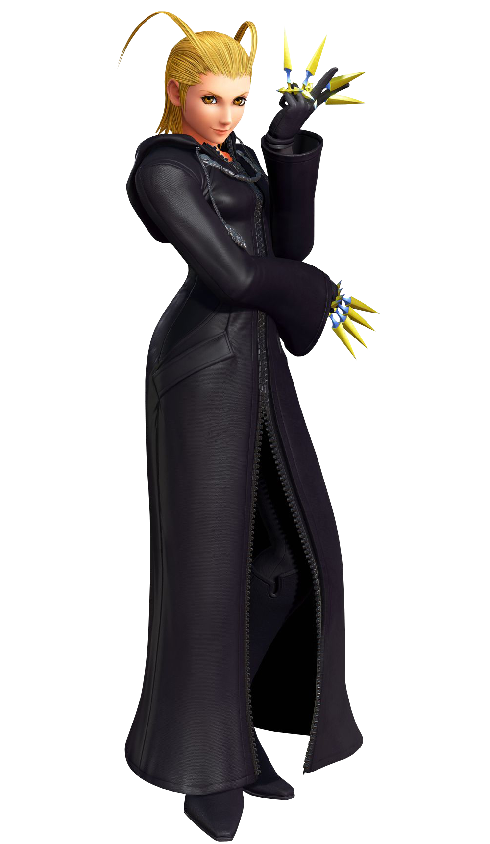 Larxene Kingdom Hearts Wiki Fandom Powered By Wikia