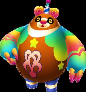Ursa Circus (Spirit) KH3D