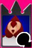 Carte Soldat (Coeur) (carte)