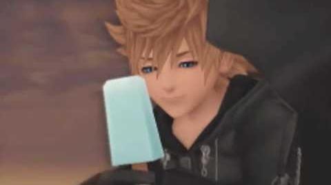 Kingdom Hearts 358 2 Days Cutscene 20 - Xion ataca - Fandub Español