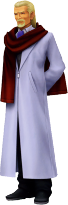 Ansem the Wise KHBBS