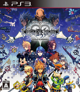 Kingdom Hearts HD 2.5 ReMIX Boxart JP