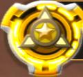Médaille Gummi KH2 16