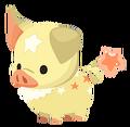 Pigstar (Jaune) KHUX