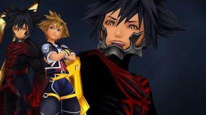 Por que Vanitas se parece com Sora? - Kingdom Hearts-Por que Vanitas se parece com Sora?