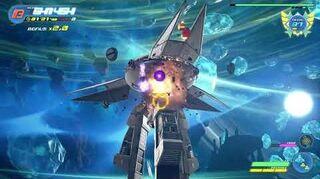 Kingdom Hearts III Expert Combat contre Schwartzgeist