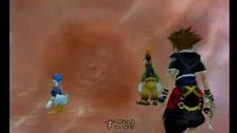 Kingdom Hearts 2 Axel's Death