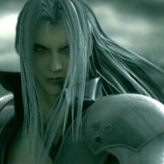 Sephitort en <i>Final Fantasy VII Advent Children</i>