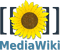 Mediawiki logo reworked