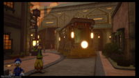 Tram (Mission photo) Kingdom Hearts III