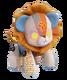 Patchwork Lion KH3
