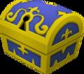 Petit coffre Château Disney