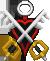 X-Blade Keychain KHBBS