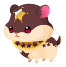 Chocolate Hamstar (Spirit) KHUX