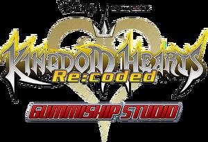 Kingdom Hearts Recoded Gummiship Studio Logo KHREC