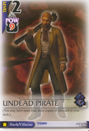 Undead Pirate BoD-107