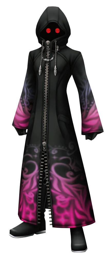 Anti Black Coat- Nightmare KH3D