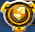 Médaille Gummi KH2 14