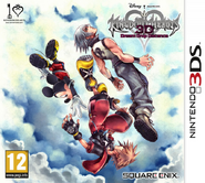 Kingdom Hearts 3D Dream Drop Distance Boxart EU