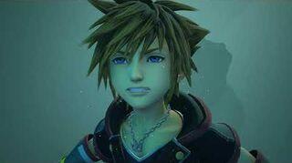 Kingdom Hearts III Critique Combat contre Maître Xehanort (armure)