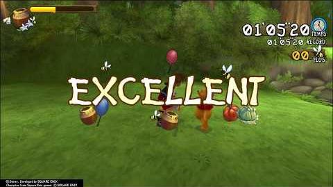 Kingdom Hearts Re Chain of Memories Chasse aux abeilles (trophée Chasseur d'abeilles)