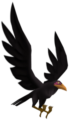 Maleficent's Raven KHBBS