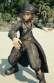 Sora (Pirate) Forme véloce KHIII