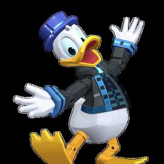 Forma Juguete de Donald