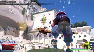 Kingdom Hearts III Expert Combat contre les Répliques de Xehanort